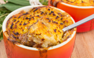 Cottage Pie with Must Chup