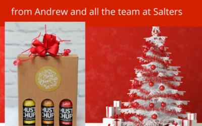 Christmas with Must Chup: recipes, presents and things to do