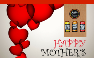 Spring is here and it's Mother's Day on 26 March