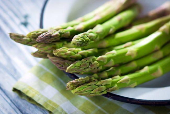 It's Asparagus Time…