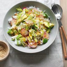 rice salad to accompany your bbq