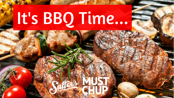 It's BBQ time…