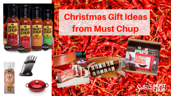 Christmas Gifts for Chilli Lovers – Ideas from Must Chup