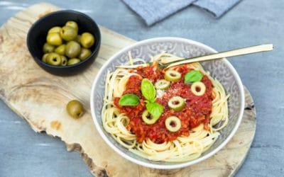 Vegan Spaghetti Bolognaise